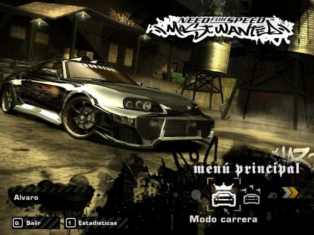 NEED FOR SPEED:  MOST WANTED NFSMW002-1