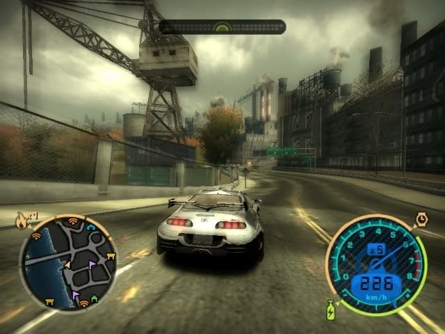 NEED FOR SPEED:  MOST WANTED NFSMW006