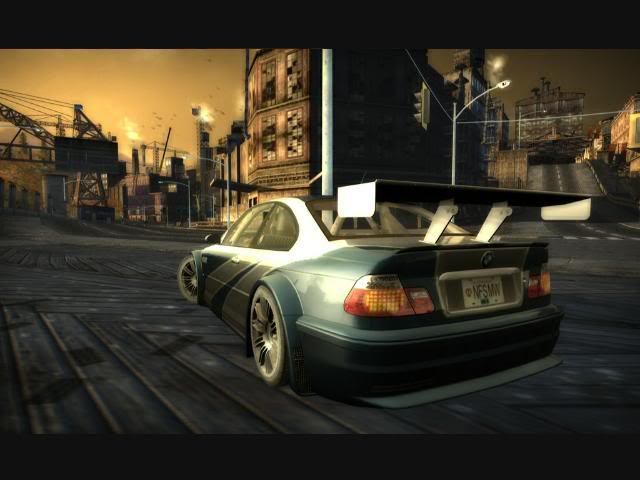 NEED FOR SPEED:  MOST WANTED NFSMW007