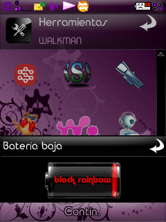 batEry low MOD BatErylow_blackrainbow