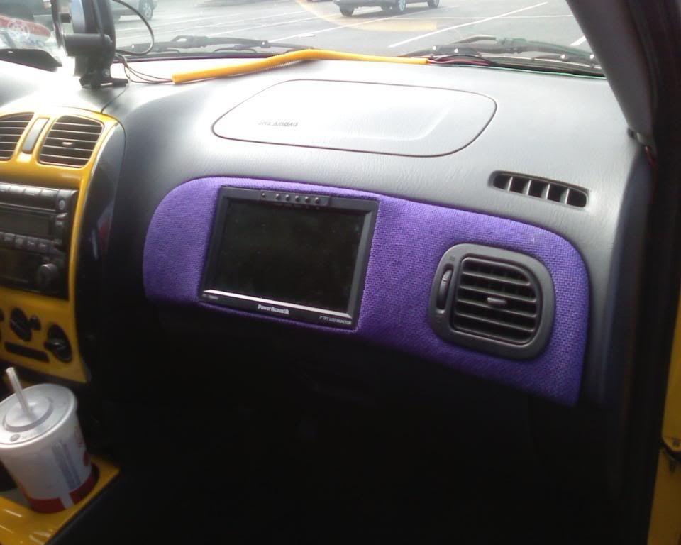 yellow pro5's pass tv install!!! IMG00184