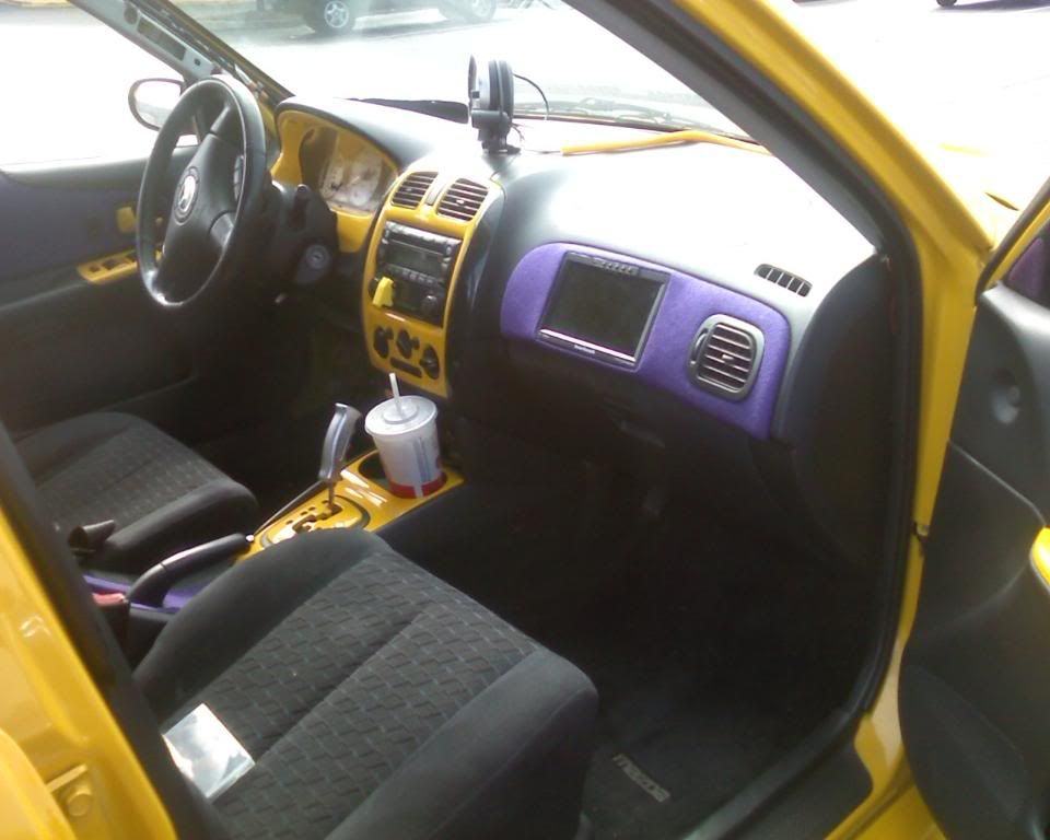 yellow pro5's pass tv install!!! IMG00186