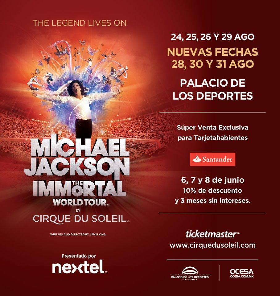 El Tour Mundial Inmortal es el Tour # 1  576744_425464454151514_384482508_n