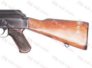 الرشاش الكلاشنكوف الروسي والبولندي والاختلاف بينها AK47Stock