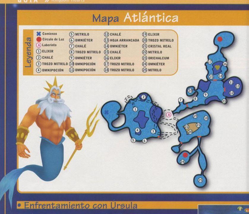 Mapas Atlantica