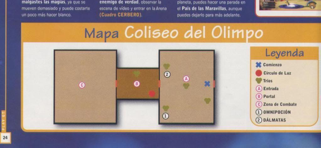Mapas Coliseo