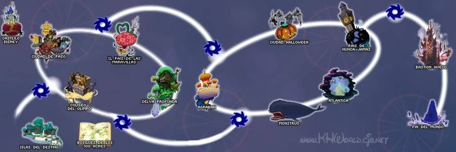 Mapas Khworld