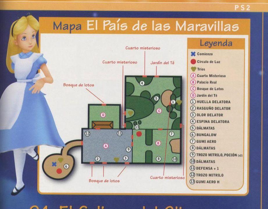 Mapas Paisdelasmaravillas