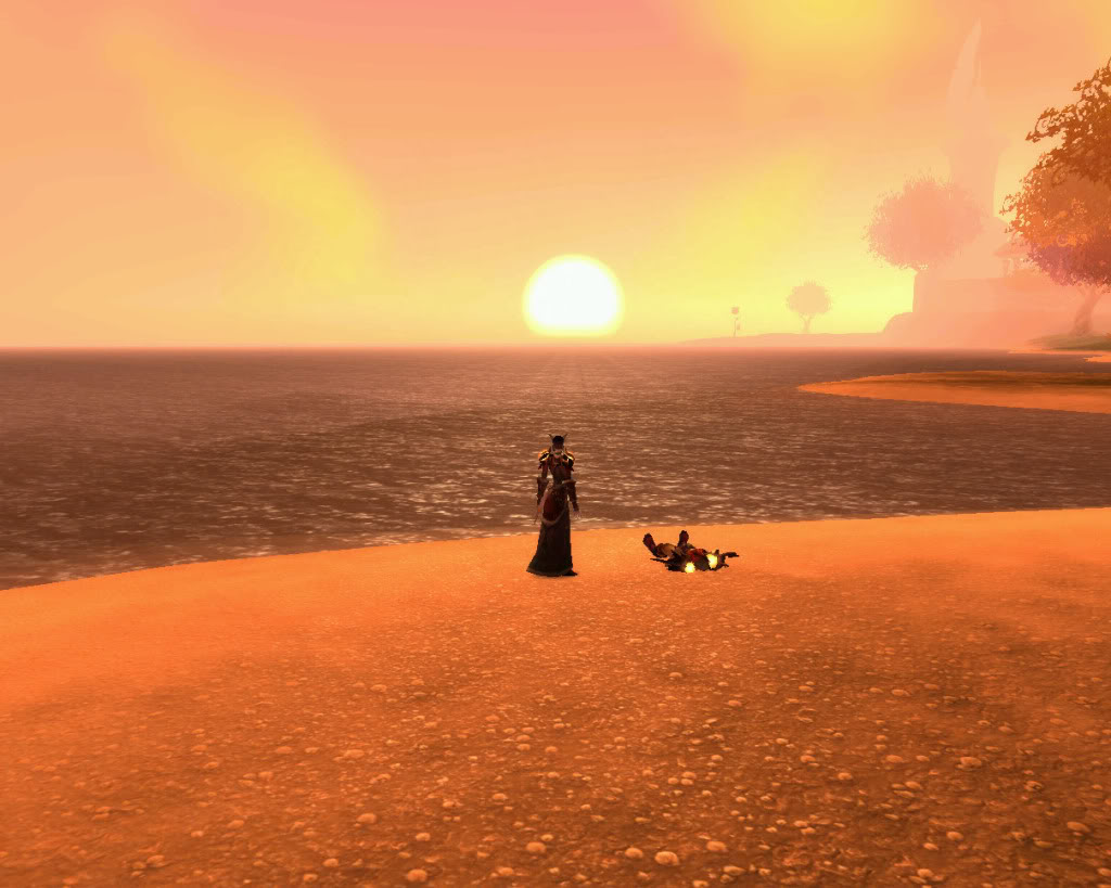 WoW Screenshot Competition January (Prizes Inc) - Page 2 Refreshingsunset