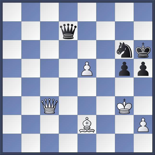 Blak to play! Chess
