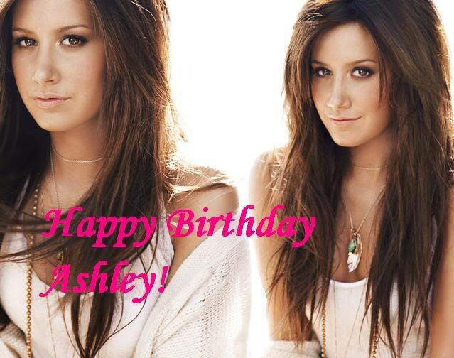 What are you doing for Ashley in her birthday? Ashleybrunette-1