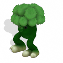 Criaturas que son  Frutas y verduras BrocoliPump_zps70235eb8
