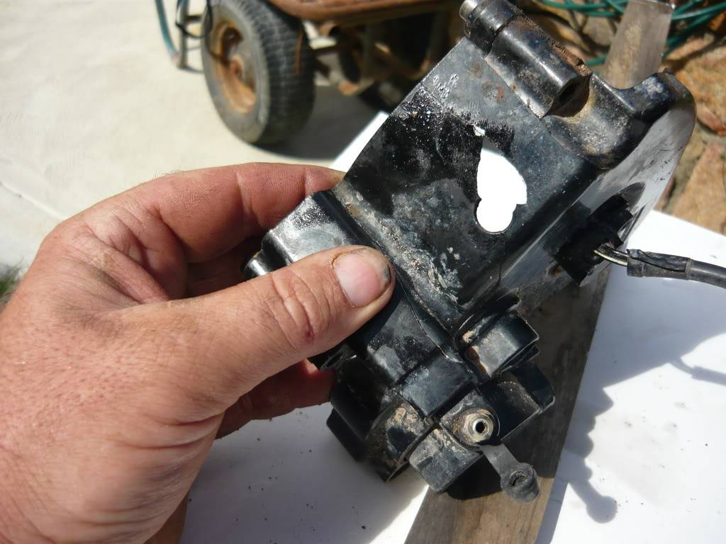 Welding cast P1000129