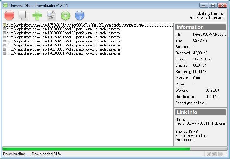 Progie Portable bwat donlot link² rapid+megaupload (non premium) Mantapp