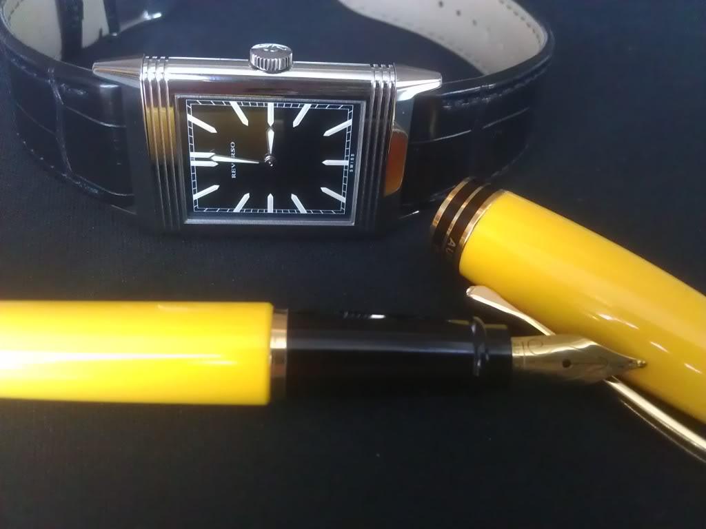 Un premier wristshot (même un deuxieme). Jlc inside IMAG0248