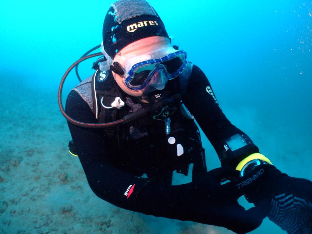 mission Test : JLC Master Compressor Diving Chrono en plongee profonde (part 2) DSCF3888