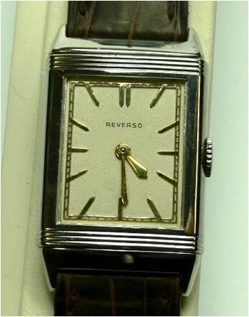 Petit historique d'une marque disparue: Tavannes Reverso1931whitedialcal064inv1223