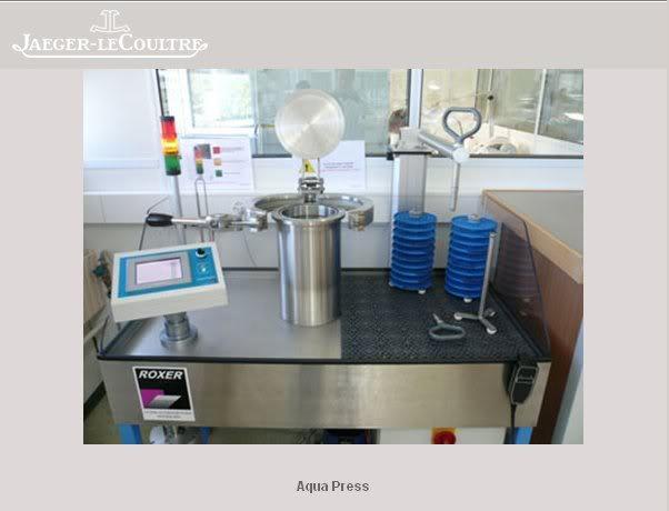 banc de test etancheite (JLC inside) Roxerpressurebench
