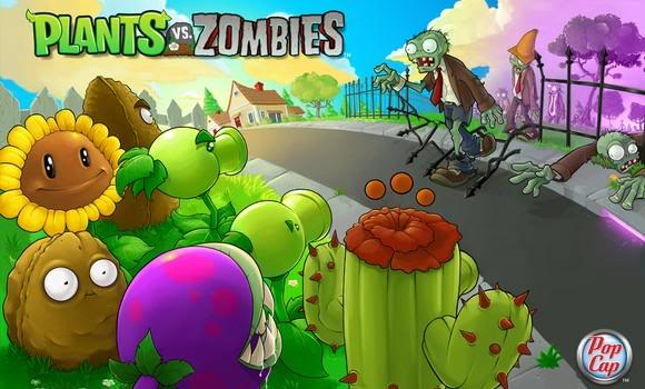 Unsay favorite games nimu? Plants-vs-zombies