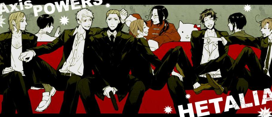 Hetalia: Around the world!
