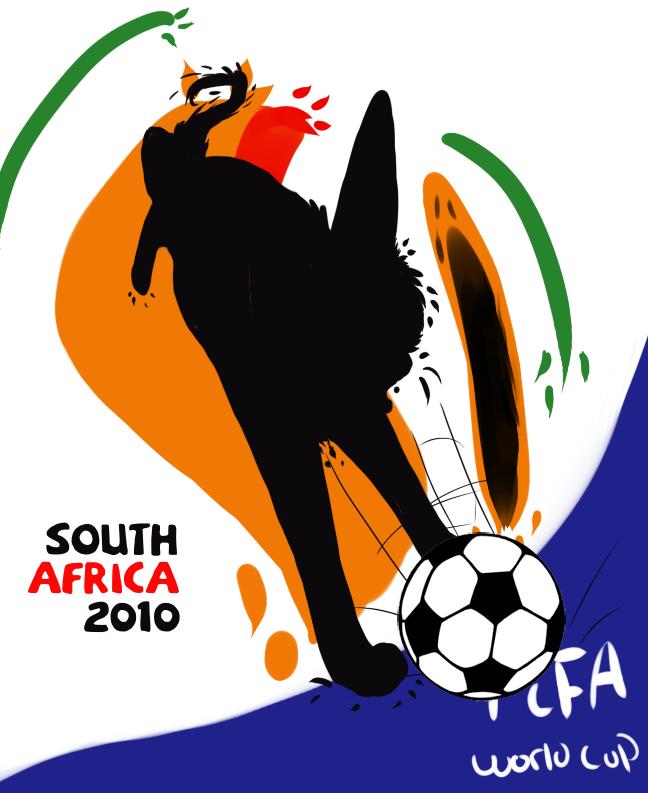 !African artz! Worldcupsheppistyle