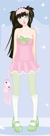 Sweet Lolita Game~ Sweetlolita
