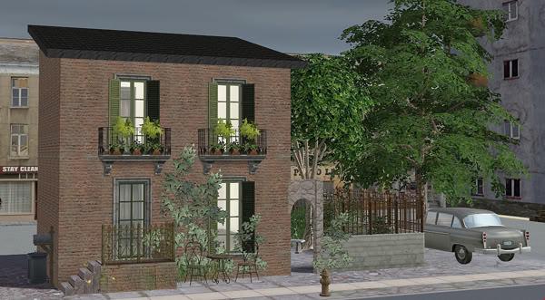 2# Jūsų sukurti gyvenamieji namai (residental+apartamentai) ScreenShot002-1