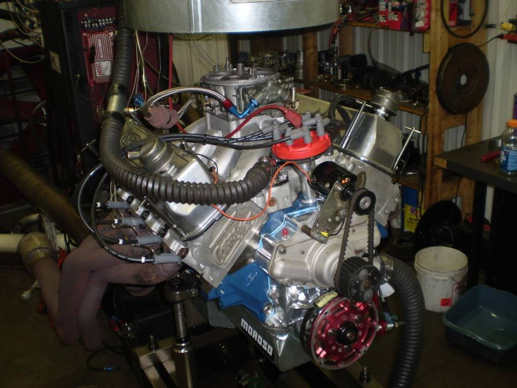 557-A429 Bracket Build-Dyno Results 557BigBlockFord001