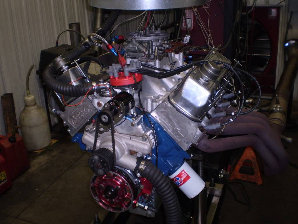 557-A429 Bracket Build-Dyno Results 557BigBlockFord002