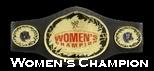 Ceintures et Champions WomensChampion