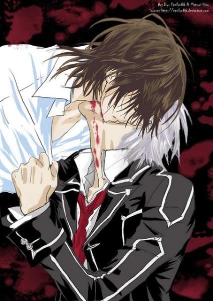 LISEROCKBLACK (VAMPIRE KNIGHT) Yaoikaname_zero