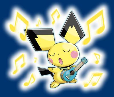 Pokémon of the Day! (January 2011) 20100215_ranger3_ukulele_pichu