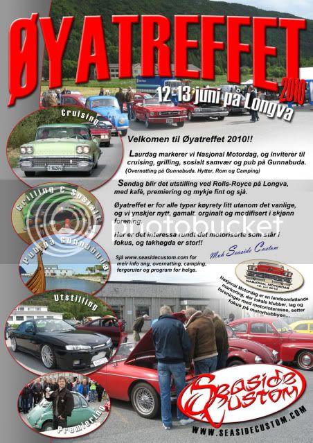 ØYATREFFET 2010, 12 - 13 JUNI PÅ LONGVA Oyatreffet12_13juni