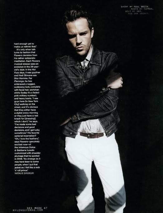 Brandon Flowers en Nylon Magazine 33531_449769814313_393890439313_6039497_8348848_n