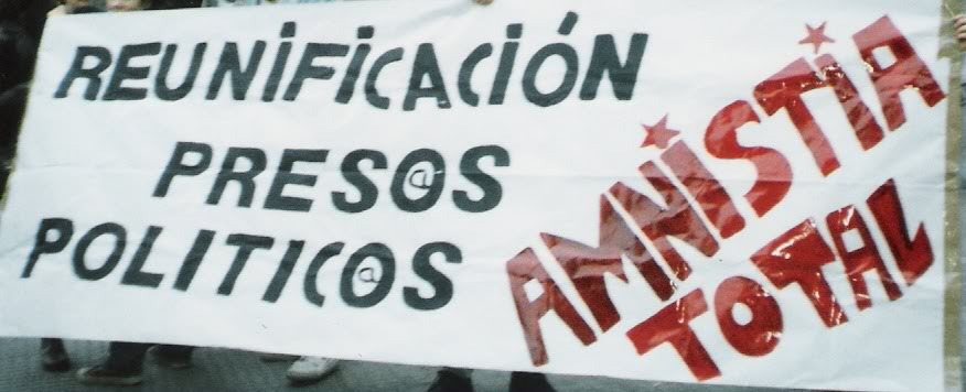 Socorro Rojo Internacional - SRI -  Anistia