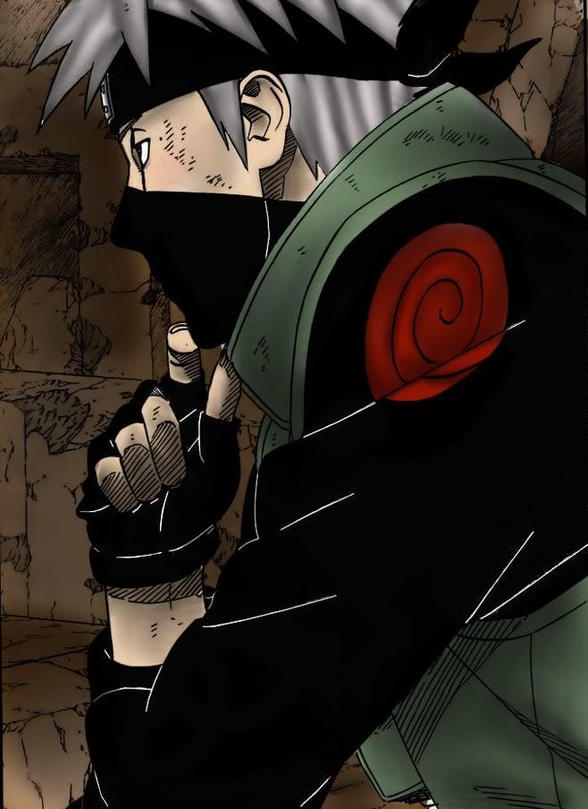 Ficha de Kakashi Hatake (Ninja Copia) DeepThought