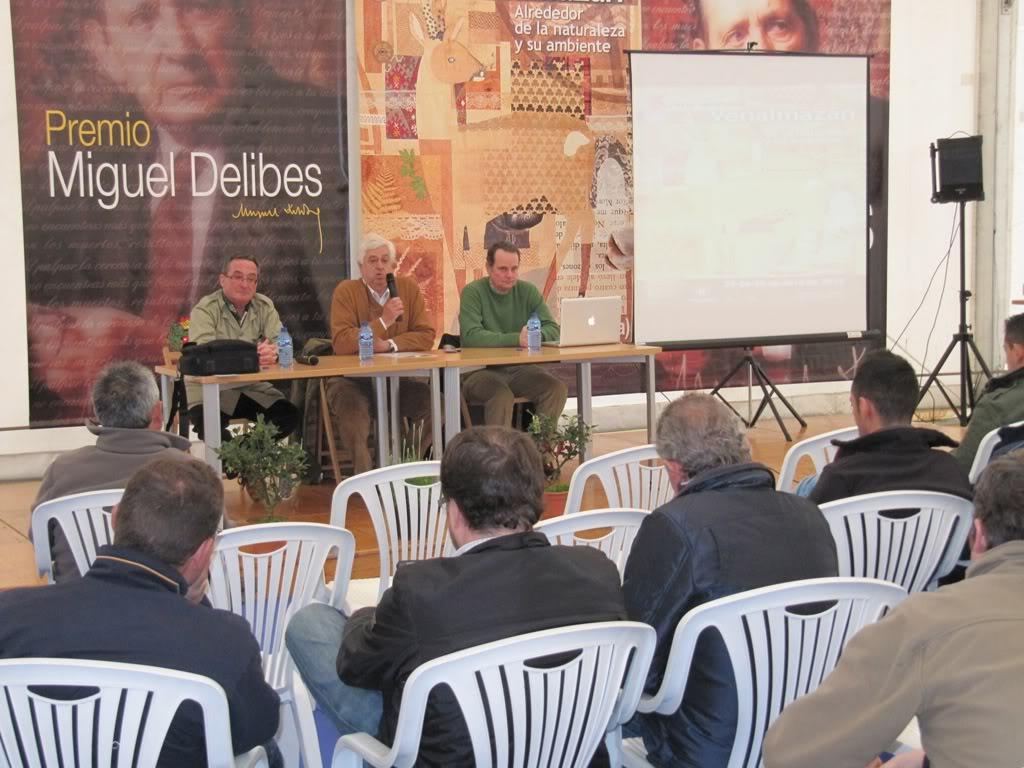 La AEPES en Venalmazán 2012 23549a75