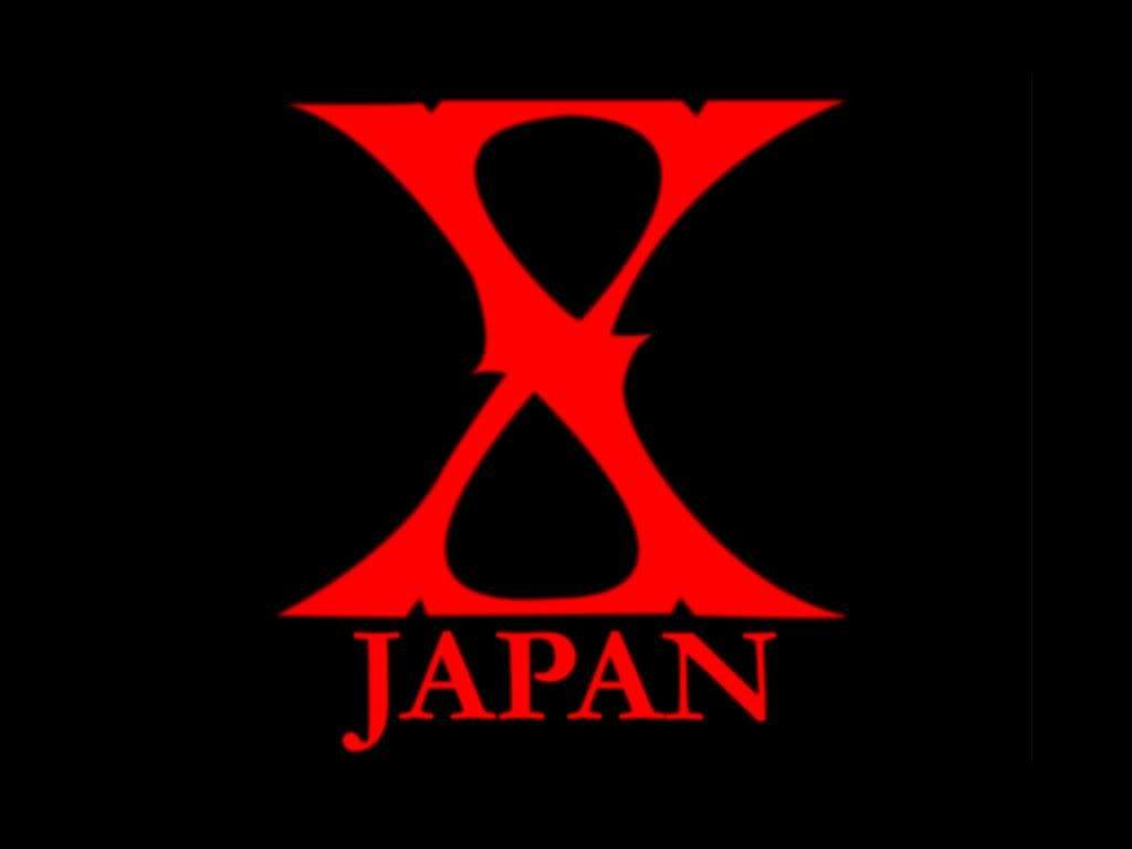 X Japan Xjapanredlogosg2