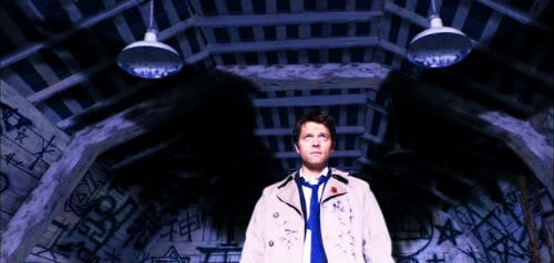 Welcome to Supernatural CastielHasWings3-1