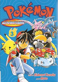 Pokemon Manga Special Vol03