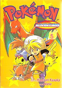 Pokemon Manga Special Vol05