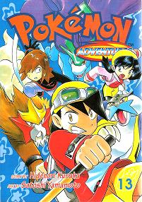 Pokemon Manga Special Vol13