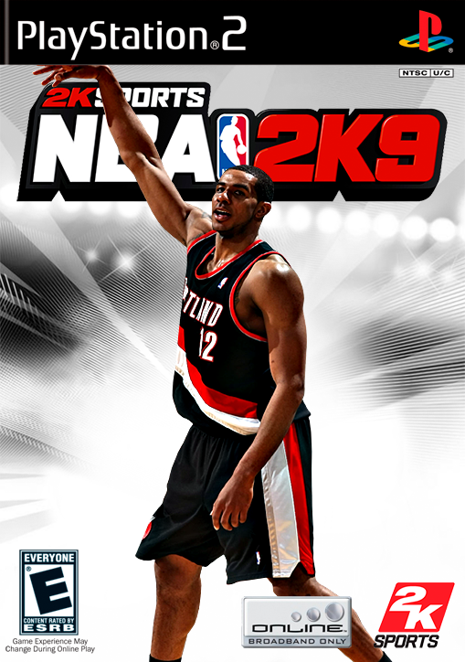 NBA 2k9 Custom Covers - Page 3 Aldridge