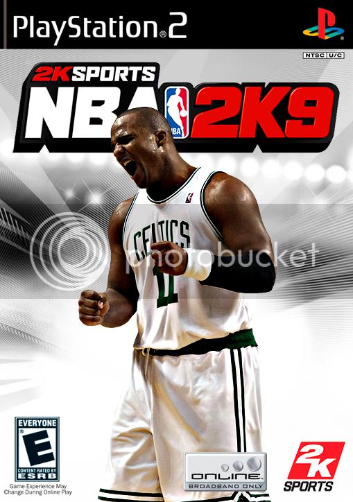 NBA 2k9 Custom Covers - Page 3 Davisglen