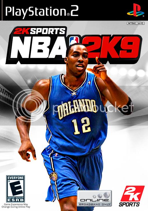 NBA 2k9 Custom Covers - Page 3 Howard