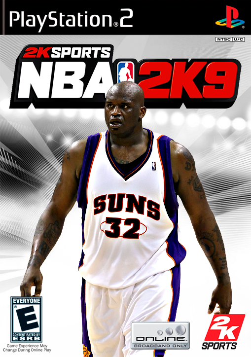 NBA 2k9 Custom Covers - Page 3 Oneal