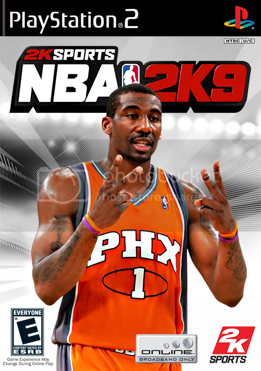 NBA 2k9 Custom Covers - Page 2 Stoudemire