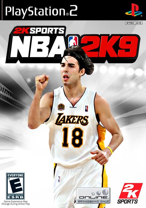NBA 2k9 Custom Covers - Page 3 Vuajic