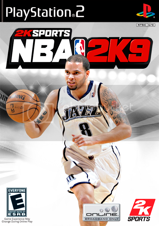 NBA 2k9 Custom Covers - Page 2 Williamsderon