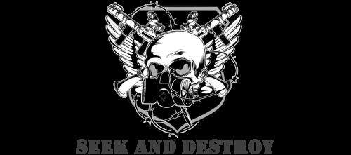 Seek & Destroy Logo2